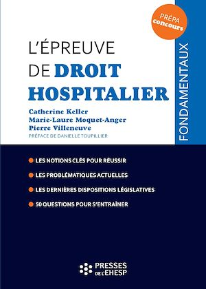 Téléchargez le livre :  L'épreuve de droit hospitalier