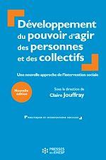 Télécharger le livre :  Développement du pouvoir d'agir des personnes et des collectifs - 2e édition