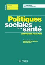 Télécharger le livre :  Politiques sociales et de santé - 3e édition