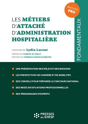 Téléchargez le livre :  Les métiers d'attaché d'administration hospitalière