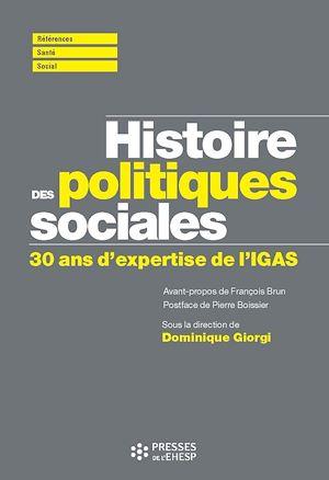 Téléchargez le livre :  Histoire des politiques sociales