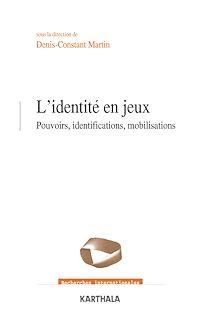 Télécharger le livre : L'identité en jeux