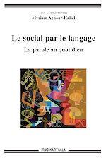 Télécharger le livre :  Le social par le langage
