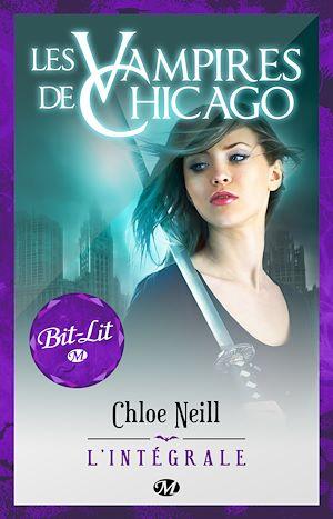 Téléchargez le livre :  Les Vampires de Chicago - L'Intégrale