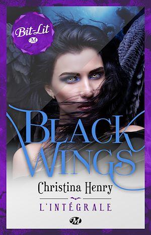 Téléchargez le livre :  Black Wings - L'Intégrale