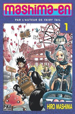 Téléchargez le livre :  Mashima-En T01