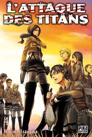 Téléchargez le livre :  L'Attaque des Titans T04