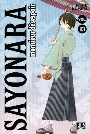 Téléchargez le livre :  Sayonara Monsieur Désespoir T13
