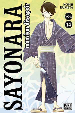 Téléchargez le livre :  Sayonara Monsieur Désespoir T14