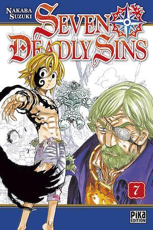 Téléchargez le livre :  Seven Deadly Sins T07