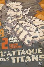 Télécharger cet ebook : L'Attaque des Titans Edition Colossale T02