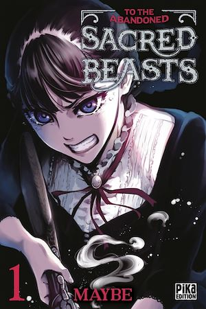 Téléchargez le livre :  To the Abandoned Sacred Beasts T01