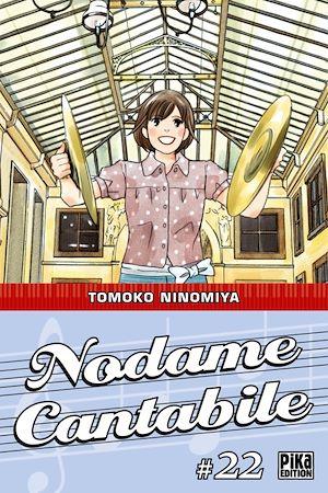 Téléchargez le livre :  Nodame Cantabile T22