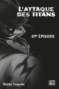 Télécharger le livre : L'Attaque des Titans Chapitre 89