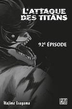 Télécharger cet ebook : L'Attaque des Titans Chapitre 92