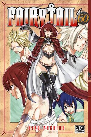 Téléchargez le livre :  Fairy Tail T60