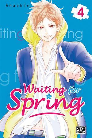 Téléchargez le livre :  Waiting for spring T04