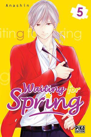 Téléchargez le livre :  Waiting for spring T05