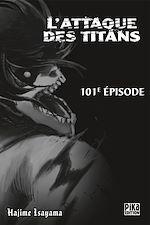 Télécharger le livre :  L'Attaque des Titans Chapitre 101