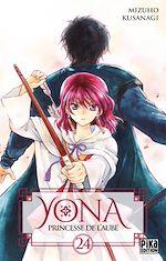 Télécharger le livre :  Yona, Princesse de l'Aube T24