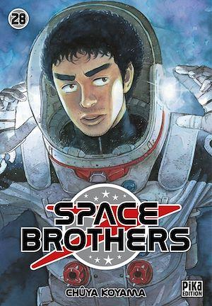 Téléchargez le livre :  Space Brothers T28