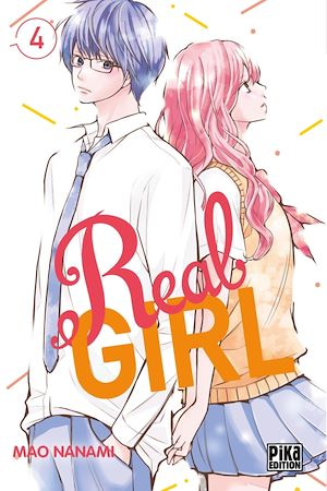 Téléchargez le livre :  Real Girl T04