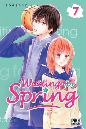 Téléchargez le livre :  Waiting for spring T07