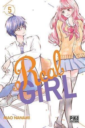 Téléchargez le livre :  Real Girl T05