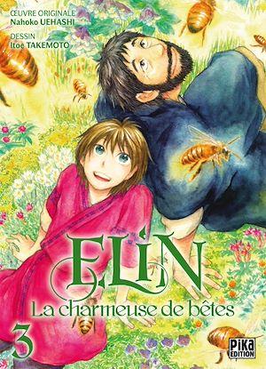 Téléchargez le livre :  Elin, la charmeuse de bêtes T03