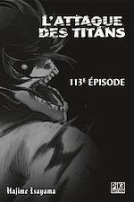 Télécharger le livre :  L'Attaque des Titans Chapitre 113
