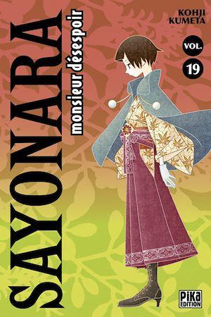 Téléchargez le livre :  Sayonara Monsieur Désespoir T19