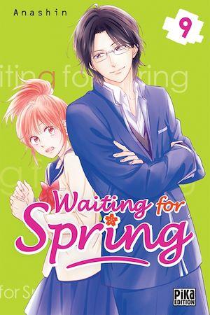 Téléchargez le livre :  Waiting for spring T09