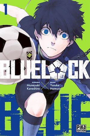 Téléchargez le livre :  Blue Lock T01