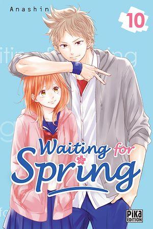 Téléchargez le livre :  Waiting for spring T10
