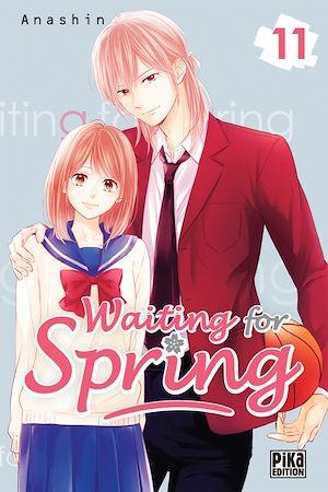 Téléchargez le livre :  Waiting for spring T11