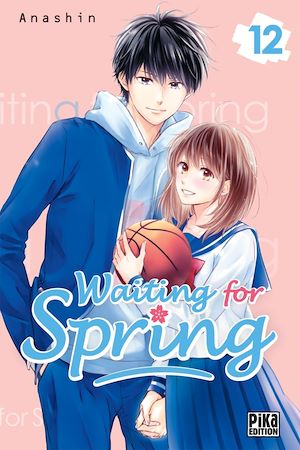 Téléchargez le livre :  Waiting for spring T12