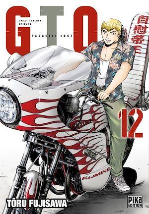 Téléchargez le livre :  GTO Paradise Lost T12