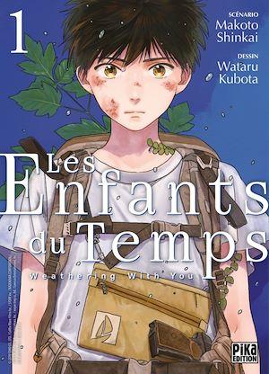 Téléchargez le livre :  Les Enfants du Temps T01