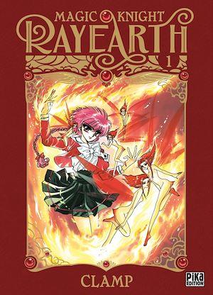 Téléchargez le livre :  Magic Knight Rayearth T01