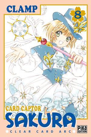 Téléchargez le livre :  Card Captor Sakura - Clear Card Arc T08