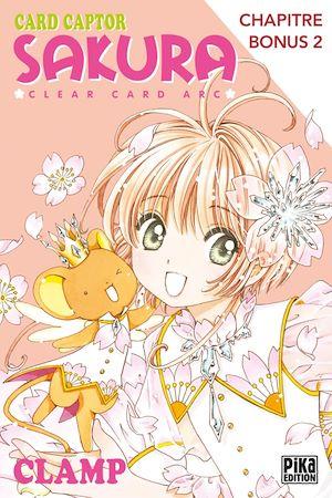 Téléchargez le livre :  Card Captor Sakura - Clear Card Arc Chapitre Bonus 2