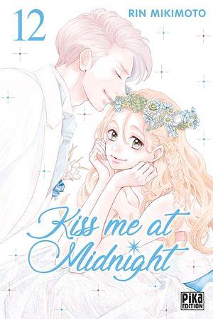 Kiss me at Midnight T12   Mikimoto, Rin. Auteur