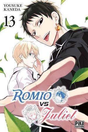 Téléchargez le livre :  Romio vs Juliet T13