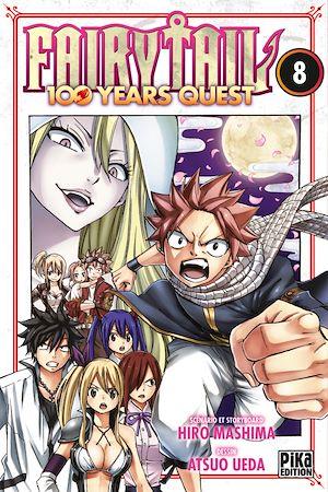 Téléchargez le livre :  Fairy Tail - 100 Years Quest T08