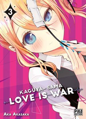 Kaguya-sama: Love is War T03 | Akasaka, Aka. Auteur