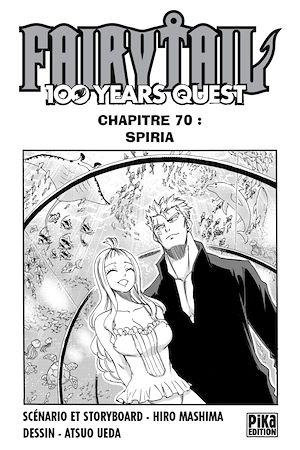 Téléchargez le livre :  Fairy Tail - 100 Years Quest Chapitre 070