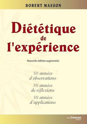Téléchargez le livre :  Diététique de l'expérience
