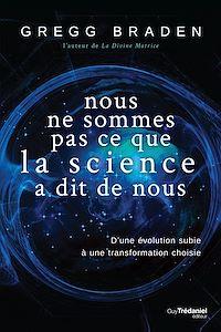 Télécharger le livre : Nous ne sommes pas ce que la science à dit de nous