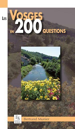 Téléchargez le livre :  Les Vosges en 200 questions