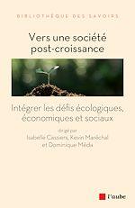Télécharger cet ebook : Vers une société post-croissance